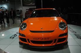 porsche 911 orange file orange porsche 911 gt3 rs type 997 front jpg wikimedia