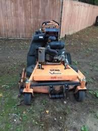 used scag mowers ebay