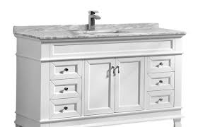 bathroom sink cabinets with marble top bathroom vanity black with carrara marble small single ideas sink