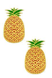 edible pasties pastease pineapple pasties
