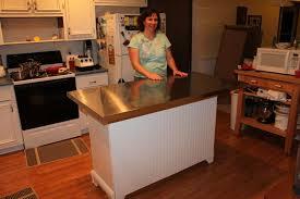 dresser kitchen island converting a dresser into a kitchen island part 2 mike s