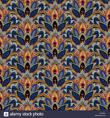 abstract seamless paisley pattern traditional oriental geometric
