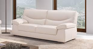 canape cuir vachette canapé cuir moderne confortable haut dossier sur univers du cuir
