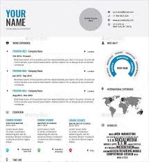 infographic resume templates professionally designed infographic resume template indd format