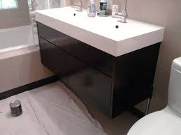 home design vanityits bathroom minimalist ultra freestanding ikea