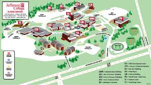Ok State Campus Map by Jefferson College Information Jeffco Edu