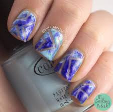55 most beautiful negative space nail art design ideas