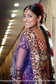 indian bridal hairstyle evaashan u0026 sashni u0027s tamil wedding umgeni road temple durban