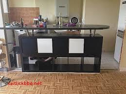 cuisine avec snack bar impressionnant meuble snack bar cuisine pour idees de deco de