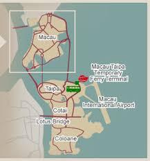 Ferry Terminal Floor Plan Grand Lisboa Transportation And Location