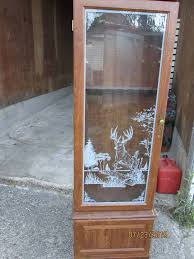 Glass Gun Cabinet Furniture Tool Box Household Weights Tools More In Winsted