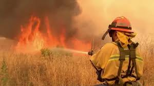 Wildfire California 2016 by California Wildfire Triples In Size Under Dry Conditions
