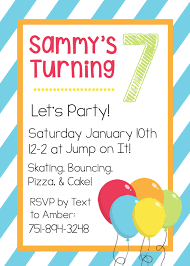 free printable invitations free printable birthday invitation templates