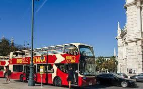 Stadtrundfahrt In Wien  HopOn HopOff Wien  Big Bus Tours