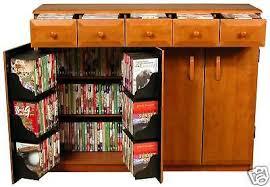 buy dvd storage cabinet cd dvd storage cabinet rack tv stand w drawers new 279 95