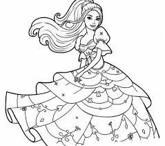 barbie coloring pages barbie coloring pages free
