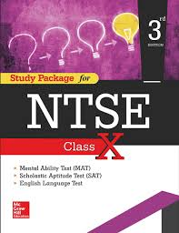 buy study package for ntse class x book online at low prices in