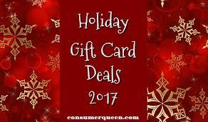 christmas card deals restaurant more gift card deals 2017
