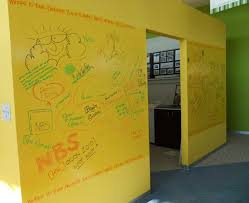 healthy green design repurpose a blank wall with eco friendly paint