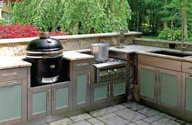 Outdoor Kitchens Pictures by An Uncommon Outdoor Kitchen Hearth U0026 Home Magazine