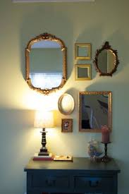 Mirror Collage Wall 6footsally Mirror Collage Inspiration Wall Decor Pinterest