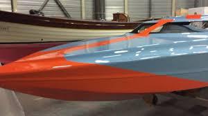 gulf gt40 gulf gt40 speedboat the making off follow us beautiful