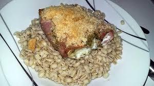 cuisiner filet de lieu noir recette de filet de lieu noir en lardé au four
