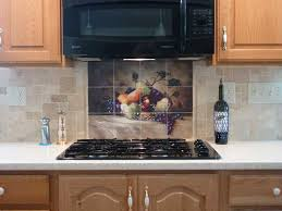 kitchen tile murals backsplash decorative tile backsplash kitchen tile ideas americas bounty