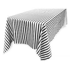90 x 156 table ya ya ever lovable stripes table cloth 90 x 156 rectangle tablecloths