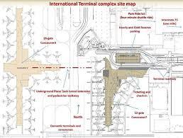 atlanta airport floor plan atlanta terminal map bnhspine com