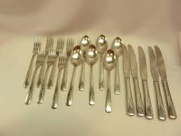 modern silverware home design stainless steel flatware set western food cutlery