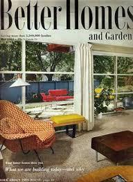 Better Homes And Gardens Interior Designer by 1955 Interior Design Googie Mid Century Populuxe Atomic Etc