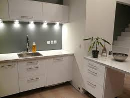 cuisine ikea gris brillant étonnant cuisine astuce plus cuisine ikea blanc brillant indogate