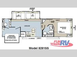 new 2011 forest river rv rockwood signature ultra lite 8281ss