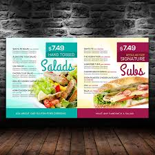 entry 29 by intanamir79 for i need graphic design for menu board