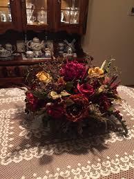 floral arrangement sale large tuscan silk winter arrangement