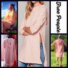 free people tunic hoodie pullover cape mini dress retail price