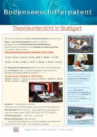 Bad Cannstatt Plz Theoriekurs In Stuttgart Segelschule Yachtcharter überlingen