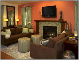 Living Room Color Schemes Dark Brown Furniture Painting  Best - Living room paint colors with brown furniture