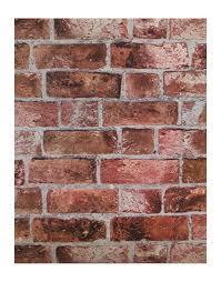 york wallcoverings he1044 modern rustic brick wallpaper amazon com