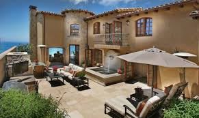 Spanish Home Interior Stunning Spanish Style House Plans With Interior Courtyard 21