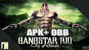 free gangstar city of saints apk gangstar city of saints apk obb mod money mega