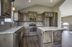 gray walls with stained kitchen cabinets sherwin williams cabinets stained new on birch walls