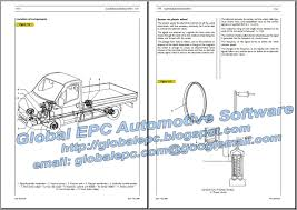 iveco daily 2000 2006 repair manual u0026 wiring diagrams automotive