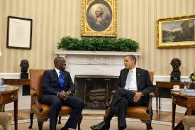 President Obama In The Oval Office From The Archives President Obama U0027s Trip To Ghana Whitehouse Gov