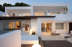 modern home architects mediterranean modern home architecture in ibiza spain the style