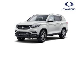 2017 ssangyong rexton mahindra xuv700 unveiled