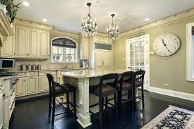 Chandeliers For The Kitchen Crystal Lighting In Kitchen Crystal Chandelier Kitchen Island