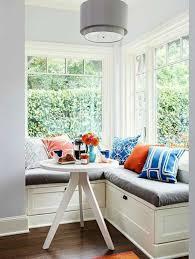 Window Seat With Storage Corner Window Seat With Storage And Table Create A Corner Window