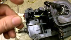 craftsman chainsaw fuel line replacement youtube